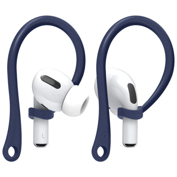 Anti-Loss Ear Hooks For AirPods Navy