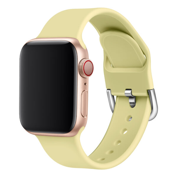 Strap Band With Buckle For Apple Watch