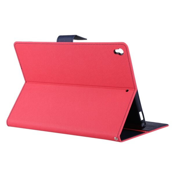 Flip Cover With Card Slots For iPad 10.5 inch Pink & Navy