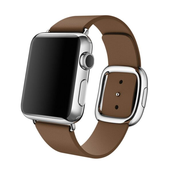 Modern Buckle Strap Band For Apple Watch