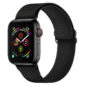 Nylon Solo Loop Strap Band With Buckle For Apple Watch